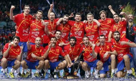 Campeones del Mundo Balonmano
