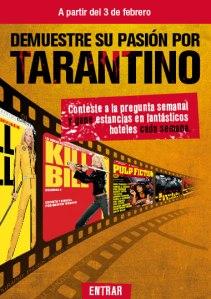 Promoción Tarantino