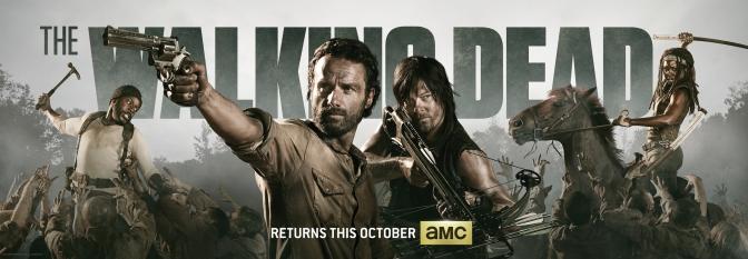 ~Zombies Turistas en Madrid~Walking Dead, 4ª Temporada~