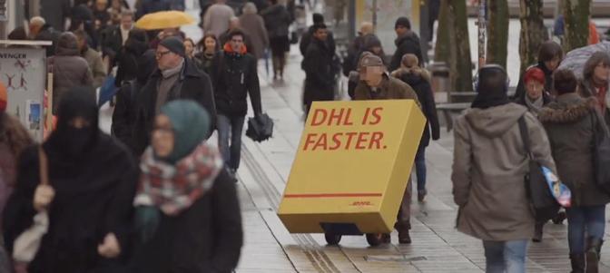 ~Con DHL es más rápido… y más Troyano~