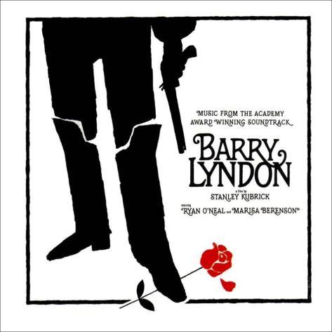 Barry Lyndon - Soundtrack - Front