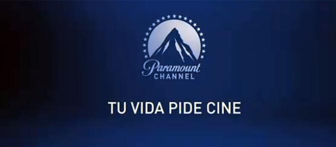 ~Tu vida pide cine~ Paramount Channel ~